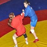 Всероссийский чемпионат по самбо в женском разделе