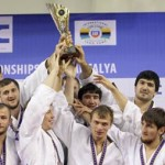 Состав Российской сборной команды по дзюдо на летние олимпийские игры