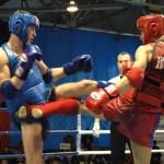 Всероссийский чемпионат по тайскому боксу в Нижнем Новгороде 2012
