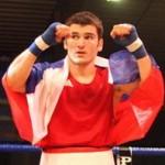 Боксер Артур Бетербиев с российской сборной команды