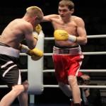 Бой за титул чемпиона СНГ по боксу завершился удачей псковского спортсмена Андрея Богданова