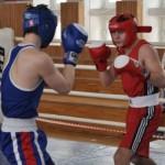 Боксеры организовали показательные поединки перед олимпийскими играми