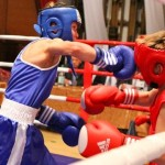 Спортсмены из Сахалина братья Александр и Анатолий Клинковы выиграли золотую награду на чемпионате ДФО по боксу