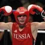 Боксер из России - Сергей Водопьянов стартовал с    <div style=