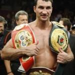 Владимир Кличко отстоял чемпионский титул по трем боксерским версиям