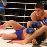 Хабиб Нурмагомедов выиграл схватку у Глейсона Тибау
