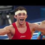 Первым олимпийским владельцем золота из Осетии стал борец классическом стиле Алан Хугаев