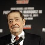 Известный боксерский промоутер из Америки Боб Арум намерен организовать поединок между Мейвезером и Пакьяо в апреле следующего года