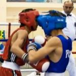 Боксер из Челябинска - Андрей Стоцкий одержал победу на международных юниорских соревнованиях