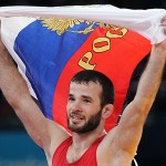 Борец из Чечни выступающий в вольном стиле Джамал Отарсултанов стал победителем олимпийских игр в Лондоне