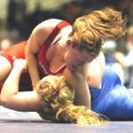 Ксения Незговорова завоевала звание чемпионки мира по вольной борьбе в юниорском разделе
