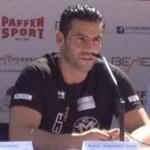 Мануэль Чарр прибыл на пресс-конференцию с двойником Кличко