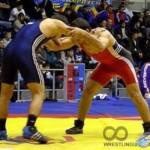 В Баку состоялось мировое первенство по борьбе вольного стиля в юношеской категории