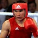Серик Сапиев получил звание самого лучшего боксера олимпийских игр