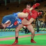 На турнире международного масштаба по боевому самбо первое место занял забайкальский спортсмен Алексей Князев
