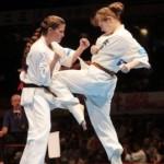 Воронежская каратистка Светлана Сёмкина победила на всероссийских соревнованиях