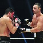 Виталий Кличко в столице России отстоял пояс чемпиона мира по боксу