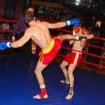 Российская сборная команда стала первой на турнире по тайскому боксу