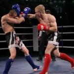 В России закончился первый чемпионат страны по смешанным единоборствам
