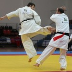 Тюменские каратисты привезли четыре награды с турнира Всероссийского масштаба