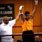 Боксер из Америки - Майкл Константино с одной рукой впервые сразится среди профессионалов